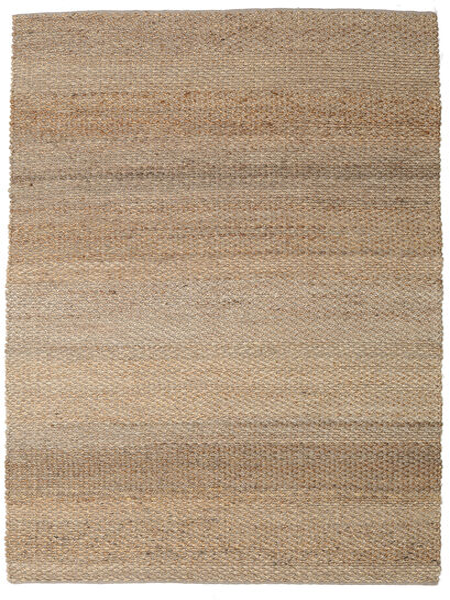 屋外カーペット Siri Jute - ナチュラル/薄い 絨毯 160X230 モダン 手織り 薄茶色/薄い灰色 ( インド)