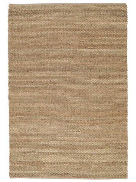 屋外カーペット Siri Jute - ナチュラル/薄い 絨毯 300X400 モダン 手織り 薄茶色/薄い灰色 大きな ( インド)