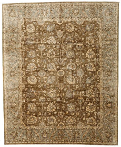 Mirage 絨毯 248X303 モダン 手織り 薄茶色/茶 (ウール, アフガニスタン)