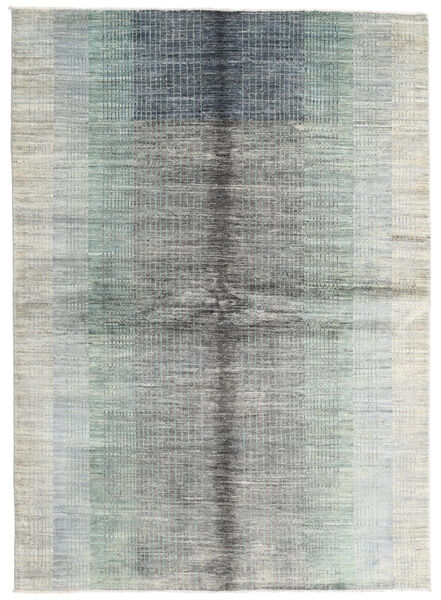 Battuta 絨毯 170X235 モダン 手織り 薄い灰色/ライトグリーン (ウール, アフガニスタン)