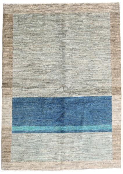 Battuta 絨毯 164X230 モダン 手織り 薄い灰色/青 (ウール, アフガニスタン)