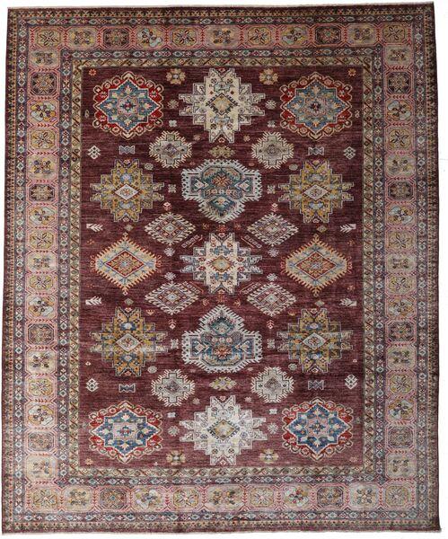 Mirage 絨毯 243X293 モダン 手織り 濃い茶色/薄い灰色 (ウール, アフガニスタン)