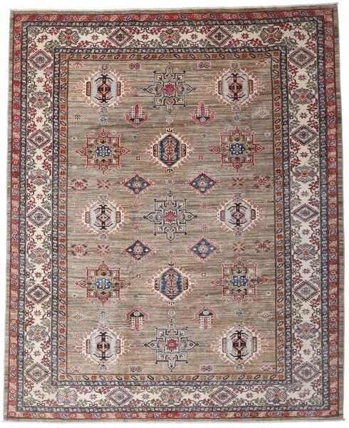 Mirage 絨毯 242X296 モダン 手織り 薄い灰色/濃い茶色 (ウール, アフガニスタン)