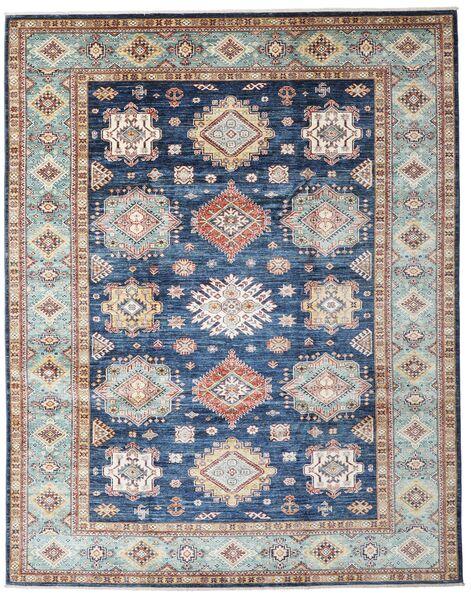 モダン アフガン 絨毯 241X305 モダン 手織り 薄い灰色/ホワイト/クリーム色 (ウール, アフガニスタン)