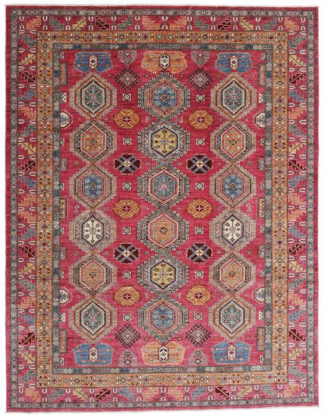 Mirage 絨毯 245X316 モダン 手織り 深紅色の/錆色 (ウール, アフガニスタン)
