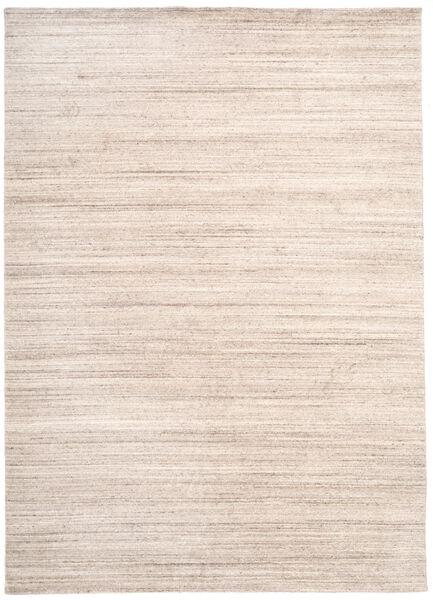 Mazic - 砂色 絨毯 240X300 モダン ホワイト/クリーム色/薄い灰色 (ウール, インド)