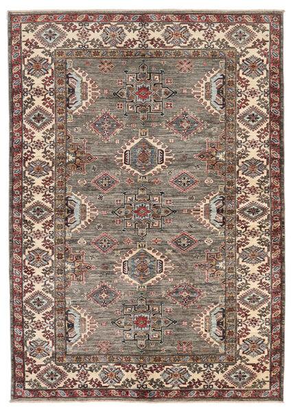 カザック Ariana 絨毯 170X241 モダン 手織り 薄い灰色/濃いグレー (ウール, アフガニスタン)