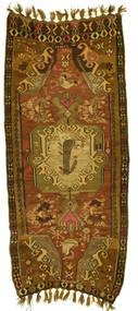 キリム Kars 絨毯 160X400 オリエンタル 手織り 廊下 カーペット (ウール, トルコ)