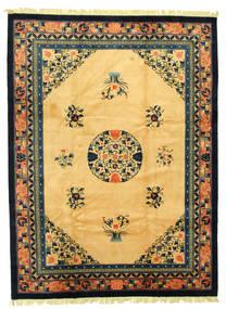 中国 アンティーク仕上げ 絨毯 244X335 オリエンタル 手織り (ウール, 中国)