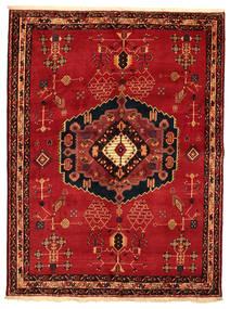 アフシャル 絨毯 176X232 オリエンタル 手織り (ウール, ペルシャ/イラン)
