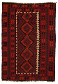 キリム Maimana 絨毯 190X285 オリエンタル 手織り (ウール, アフガニスタン)