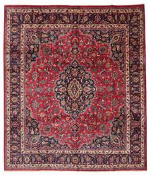 マシュハド 署名: Maebodi 絨毯 303X360 オリエンタル 手織り 大きな (ウール, ペルシャ/イラン)
