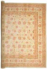 Ziegler 絨毯 575X842 オリエンタル 手織り ベージュ/暗めのベージュ色の 大きな (ウール, パキスタン)