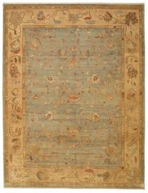 ウサク 絨毯 279X366 オリエンタル 手織り 大きな (ウール, トルコ)