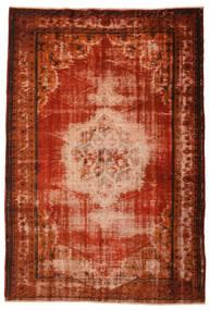 カラード ヴィンテージ 絨毯 186X275 モダン 手織り (ウール, トルコ)