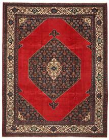 ハマダン パティナ 絨毯 271X348 オリエンタル 手織り 濃い茶色/錆色 大きな (ウール, ペルシャ/イラン)