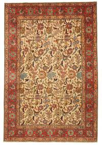 タブリーズ パティナ 画像/絵 署名: Hadadian 絨毯 203X304 オリエンタル 手織り (ウール, ペルシャ/イラン)