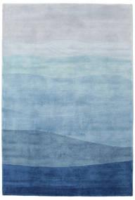Feeling - 青 絨毯 200X300 モダン 手織り (ウール, インド)