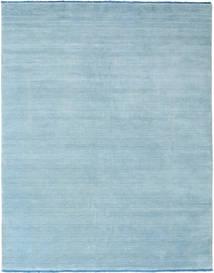 ハンドルーム Fringes - 水色 絨毯 200X250 モダン 水色 (ウール, インド)