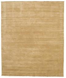 ハンドルーム Fringes - ベージュ 絨毯 250X300 モダン 暗めのベージュ色の/薄茶色 大きな (ウール, インド)