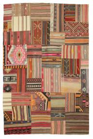 キリム パッチワーク 絨毯 179X275 モダン 手織り (ウール, トルコ)