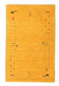 ギャッベ ルーム Frame - 黄色 絨毯 100X160 モダン オレンジ (ウール, インド)