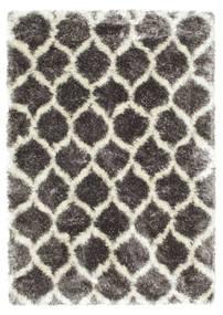 Berber スタイル シャギー Regal - グレー/ベージュ 絨毯 160X230 モダン ( トルコ)