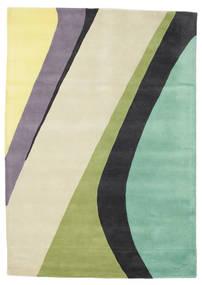 Dynamic Handtufted - Mint 絨毯 160X230 モダン ベージュ/濃いグレー (ウール, インド)