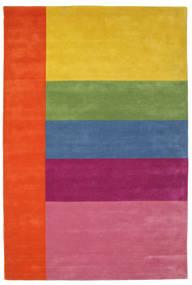Colors By Meja Handtufted 絨毯 200X300 モダン ピンク/黄色 (ウール, インド)