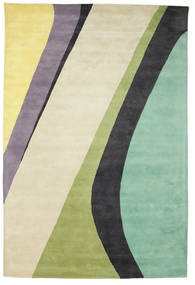 Dynamic Handtufted - Mint 絨毯 200X300 モダン ベージュ/暗めのベージュ色の (ウール, インド)