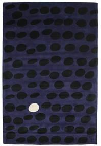 Camouflage Handtufted - ダーク 絨毯 200X300 モダン 黒/紺色の (ウール, インド)