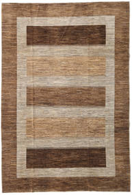 Ziegler モダン 絨毯 198X294 モダン 手織り 茶/薄い灰色 (ウール, パキスタン)