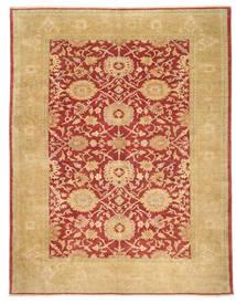 Egypt 絨毯 306X391 オリエンタル 手織り 暗めのベージュ色の/赤 大きな (ウール, エジプト)