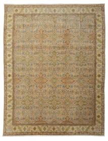 Egypt 絨毯 400X535 オリエンタル 手織り 薄茶色/暗めのベージュ色の 大きな (ウール, エジプト)