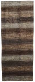 Ziegler モダン 絨毯 193X487 モダン 手織り 廊下 カーペット 濃い茶色/薄い灰色 (ウール, パキスタン)