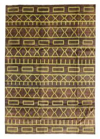 Ziegler モダン 絨毯 200X288 モダン 手織り 濃い茶色/茶/薄茶色 (ウール, パキスタン)