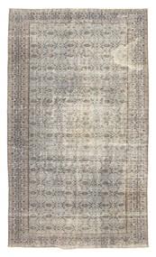カラード ヴィンテージ 絨毯 151X256 モダン 手織り 薄い灰色 (ウール, トルコ)