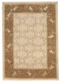 Himalaya 絨毯 175X243 モダン 手織り ベージュ/薄茶色 ( インド)