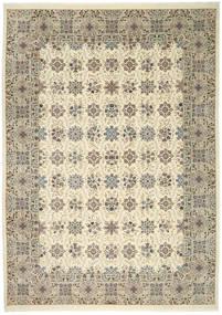 Ilam Sherkat Farsh シルク 絨毯 250X350 オリエンタル 手織り 薄い灰色/ベージュ 大きな (ウール/絹, ペルシャ/イラン)