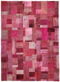 パッチワーク 絨毯 303X412 モダン 手織り 大きな (ウール, トルコ)