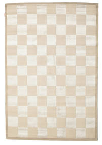 Himalaya 絨毯 169X251 モダン 手織り ベージュ/薄い灰色 (ウール, インド)