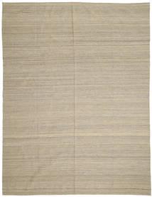 キリム モダン 絨毯 212X277 モダン 手織り 薄い灰色 (ウール, アフガニスタン)