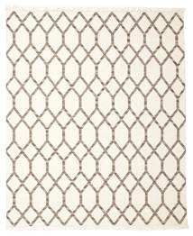 Renzo 絨毯 250X300 モダン 手織り ベージュ/薄い灰色 大きな (ウール, インド)