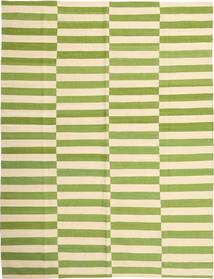 キリム モダン 絨毯 184X235 モダン 手織り オリーブ色/ベージュ/暗めのベージュ色の (ウール, アフガニスタン)