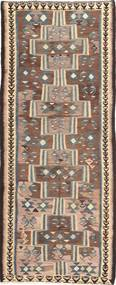 キリム ファーシュ 絨毯 135X335 オリエンタル 手織り 廊下 カーペット (ウール, ペルシャ/イラン)