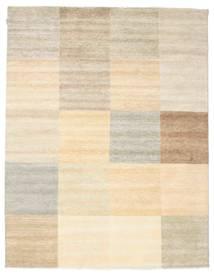 Himalaya 絨毯 242X313 モダン 手織り ベージュ/薄い灰色 ( インド)