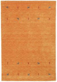 ギャッベ ルーム Two Lines - オレンジ 絨毯 160X230 モダン オレンジ (ウール, インド)