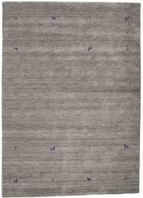 ギャッベ ルーム Two Lines - グレー 絨毯 160X230 モダン 薄い灰色/濃いグレー (ウール, インド)