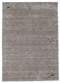 ギャッベ ルーム Frame - グレー 絨毯 160X230 モダン 薄い灰色/濃いグレー (ウール, インド)