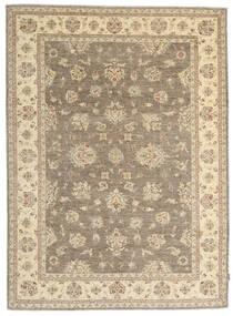 Ziegler 絨毯 215X293 オリエンタル 手織り 薄い灰色/ベージュ (ウール, パキスタン)
